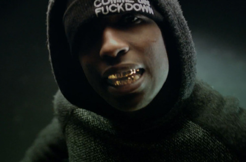 VIDEO: A$AP Rocky - Goldie [watch here]