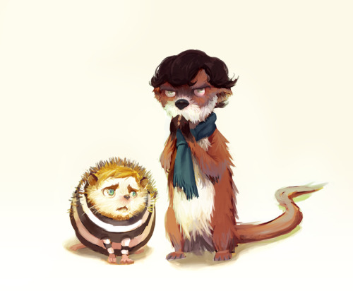 sketchlock:  almond-goddess:  Animal-Lock by ~almond-goddess I REGRET NOTHING.   Guys I've seen quite a few Hegehog Watson's but this one. There's just something so special about the way he's rendered here. ;w; Maybe it's the jumper and how the quills are poking out of it. ;o; (uuuuuuuuuu)