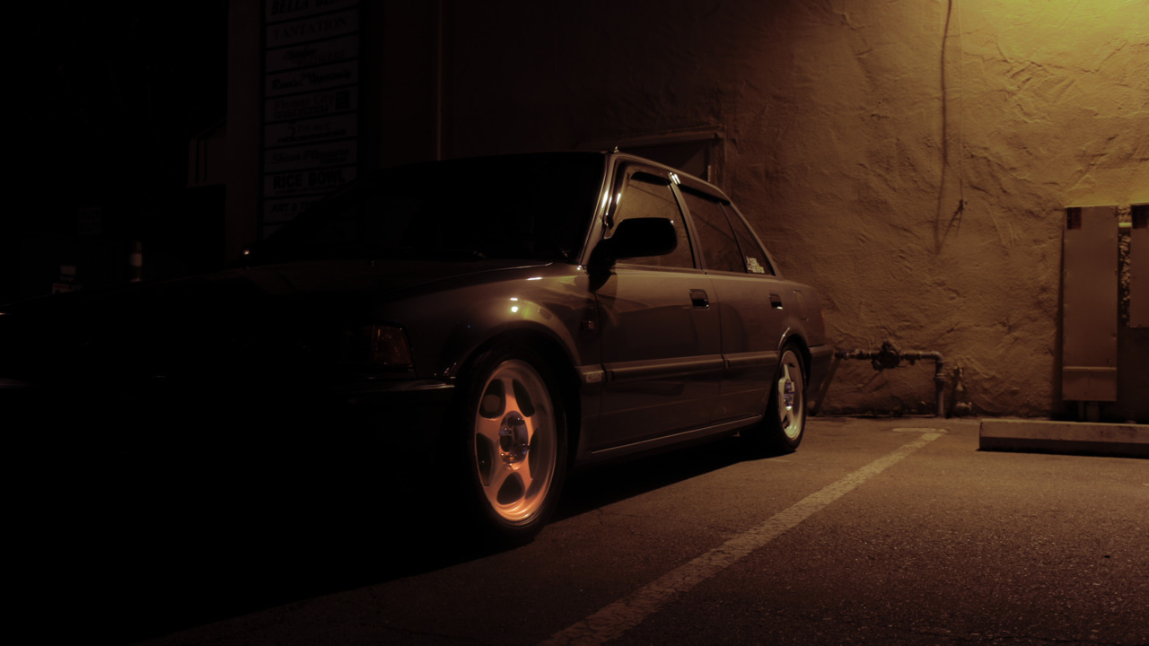 The High Lights Of A Low Life (4Door EF)