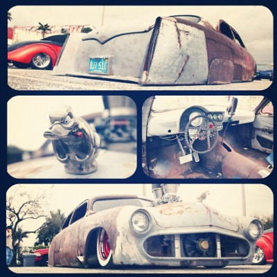 #RustRod #RatRod #Chopped #Slammed #KustomKulture (Taken with instagram)