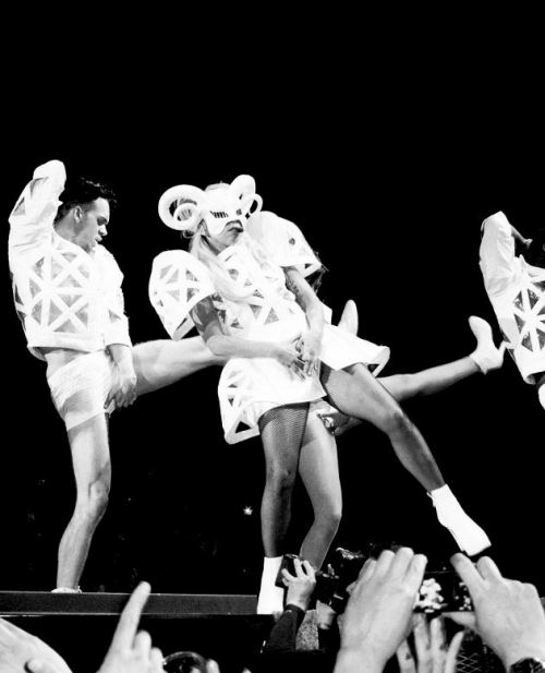 retrodancemonster:  Bad Romance | The Born This Way Ball | Hong Kong | May 2. 2012