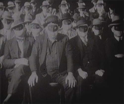 sbbn:  Screen shot from Alibi (1929)