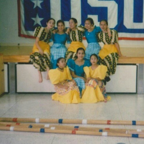 Mabuhay with @gelication @jenjen2me @stefuni81 @lvledyard #throwbackthursday #okibrats #kubasaki  (Taken with instagram)