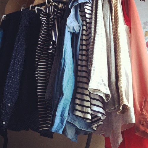 verbsnouns:  hang dry (Taken with instagram)  so many hangers how u have so many hangers where u hang dem?