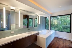 Harris Master Bath - Hugh Jefferson Randolph Architects