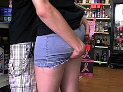 Put your hands under her skirt! Long quality porn video. Link: http://porn-mix.com/t/?id=479