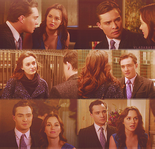 vladabass:  Chuck and Blair - 5X22