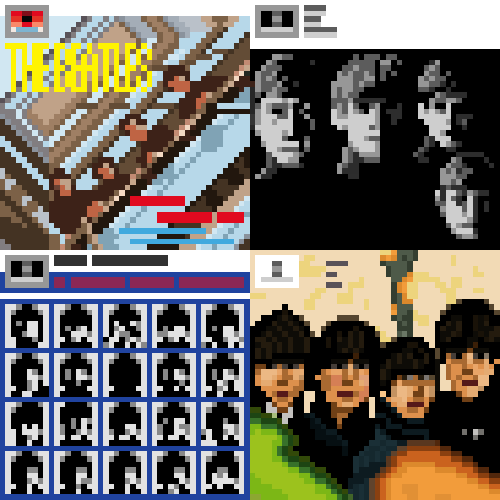 8bit Beatles: Part 1