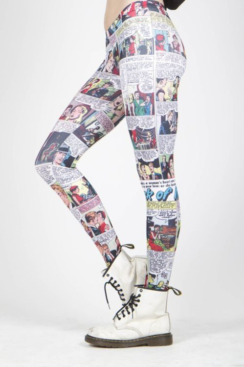 Leggins comics