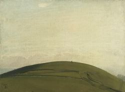 blastedheath:  crystilogic: William Nicholson  The Downs, Rottingdean 1909