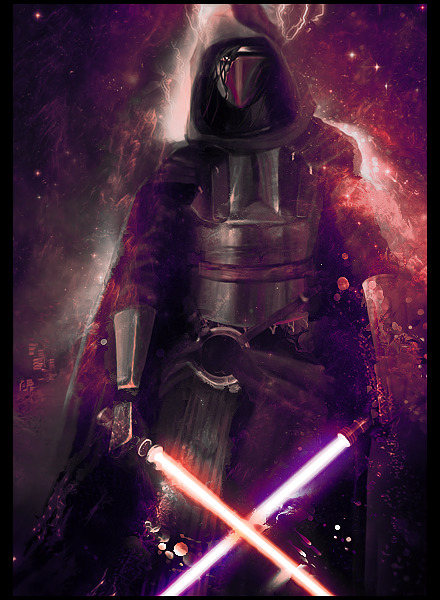 Darth Revan  By: UncleSatan