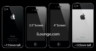 Let's snort some rumor lines!!   iLounge: Here's What the Next iPhone Looks Like.