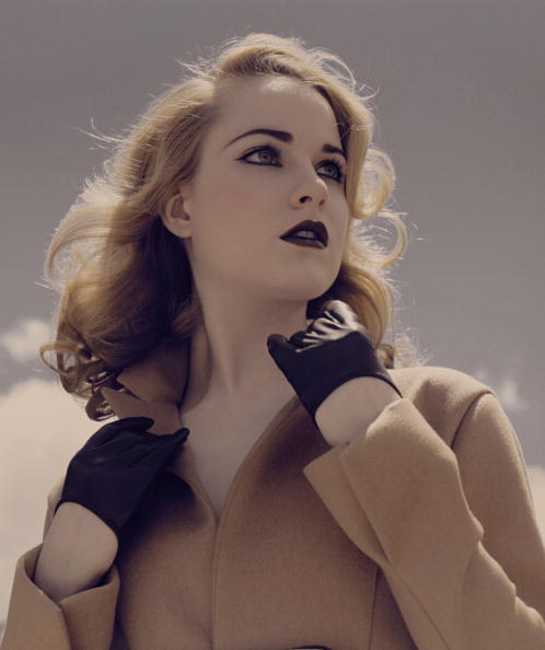 gasstation:  Evan Rachel Wood