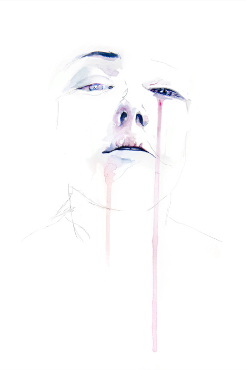 agnes-cecile:  you have to stay, do nothing