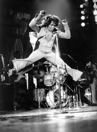 ckamaria:  Happy Birthday to the Godfather of Soul! James Brown is Hip Hop.
