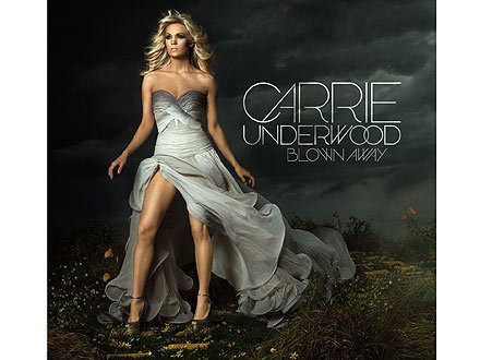 """This is big-hair country."" - PEOPLE Music Critic Chuck Arnold, on Carrie Underwood's fourth album, Blown Away, which he gave two and a half stars out of 4 Read the rest of Chuck's review here!"