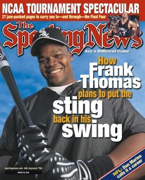 "Frank Thomas ""The Big Hurt"": 5 Time All-Star and 2 Time MVP …Make sure you catch him this Sunday on THE PLAYERS CLUB 1PM EDT/10AM PDT on CBS!!!"