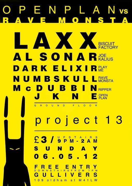 On it! :D Sunday 6th April 2012 Playing in Manchester alongside TOP DJs! http://www.facebook.com/events/145560972241916/
