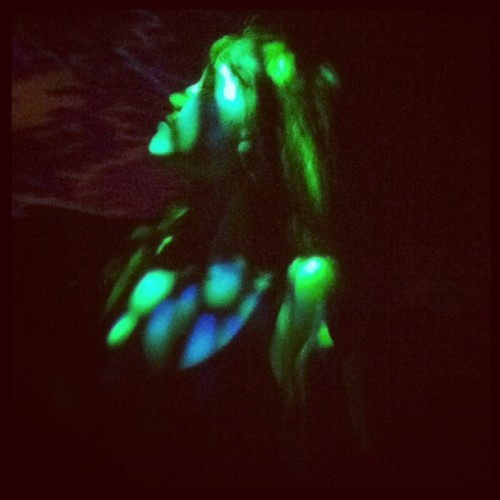 Helen in the light @NAGA #centralsquare (Taken with Instagram at Cambridge, MA)