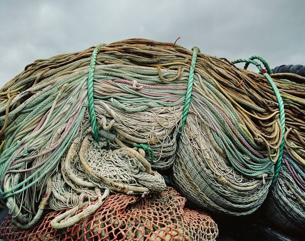fishing nets ….