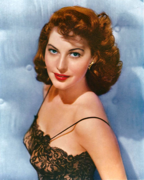 screengoddess:  Ava Gardner 1952