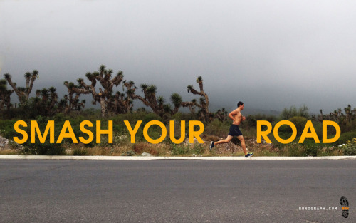 SMASH YOUR ROAD