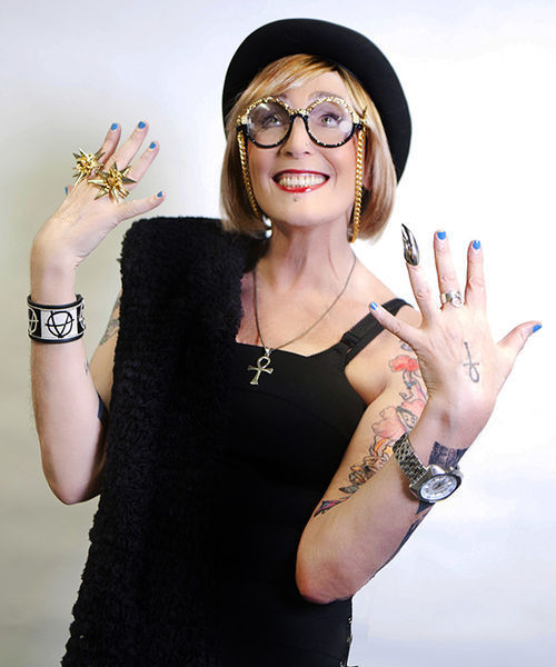 Kate Bornstein: One fabulous lady!