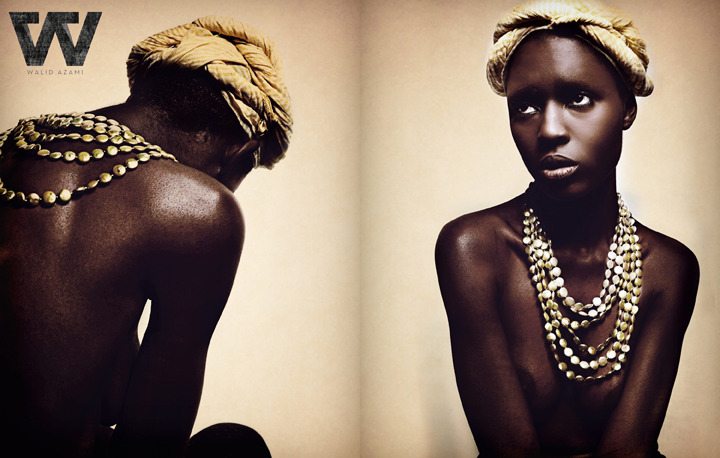 Jodie Smith photographed by Walid Azami.