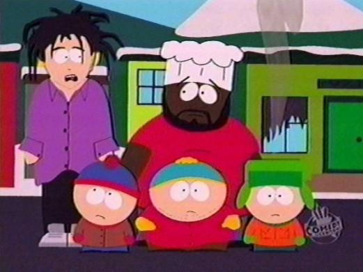 Robert Smith - South Park