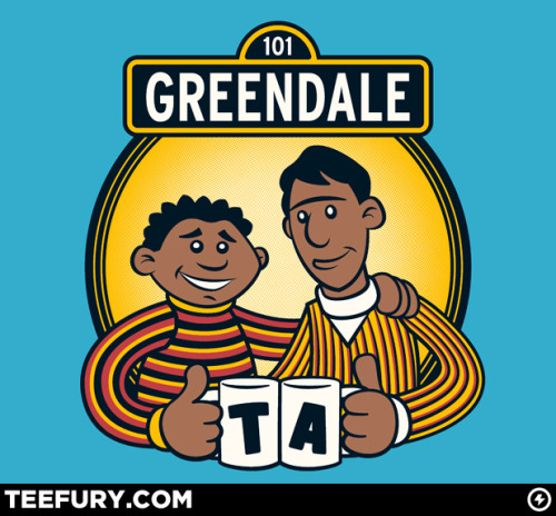 Greendale Street - teefury.com - $10 - today only