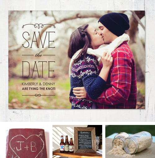 Rustic Wedding Decor on Tailored.co
