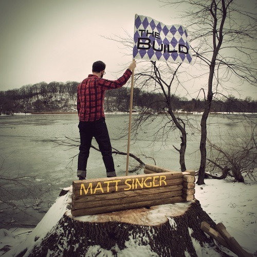 "Great news! Matt Singer's new album ""The Build"" is on sale for only $5, but not for long. Make sure you grab it at this special price before Tuesday, May 8th, when the album goes up to $7.99. As an extra treat, Matt will make an acoustic video for each song from ""The Build,"" and post it on his website and his YouTube page each Friday, starting next week. We can't wait!"