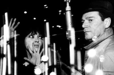 "Alphaville, the strange adventure of Lemmy Caution - 1965 - Jean-Luc Godard ""I refuse to become what you call normal."" Secret agent Lemmy Caution goes to Alphaville and begins to understand what is happening under the scientist and ruler Von Braun. Unconventional probably describes it best, probably even more so in 1965."