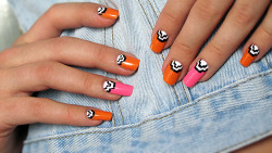 Nails by: Lina - thereturnofglamrock.blogg.sePhoto: Ida - iiea.blogg.se