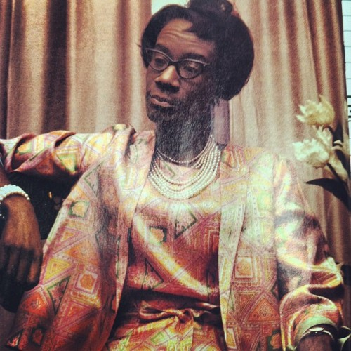 losinfreedumb:  the late great Shirley Chisholm #classic #bongski #dope #oldschool (Taken with instagram)