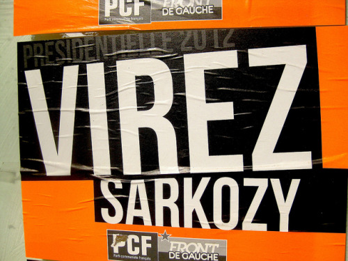 Virez Sarkozy ! on Flickr.