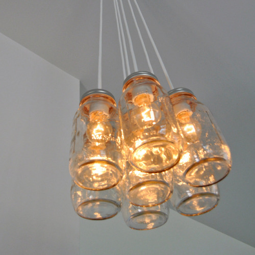 (via Weekend DIY: Mason Jar Lights | Kanelstrand)
