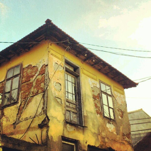 90/366 #old #architecture #366  (Taken with instagram)