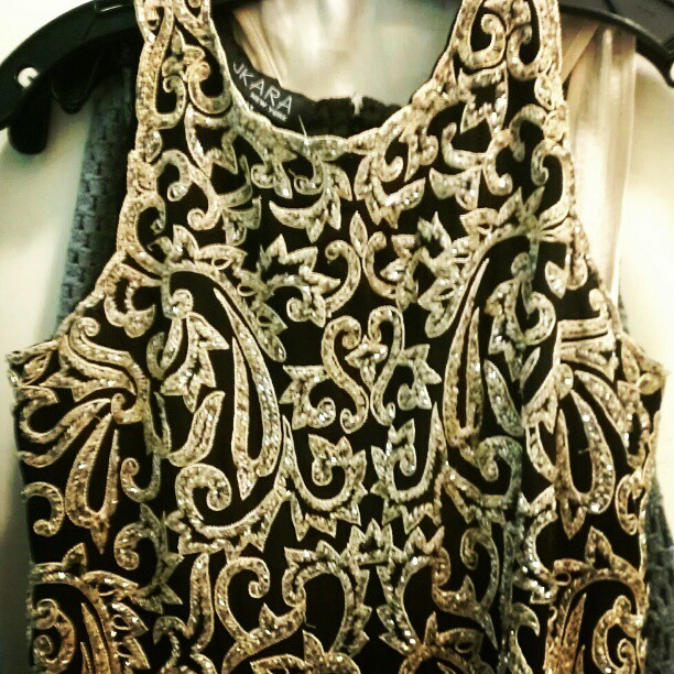 New obsession #vintage #beaded tops (Taken with instagram)