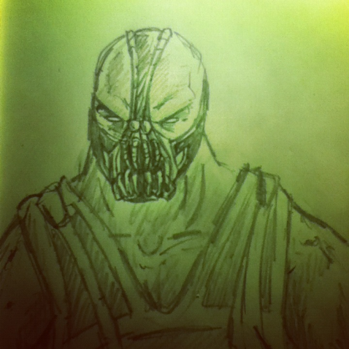 Quick bane drawing