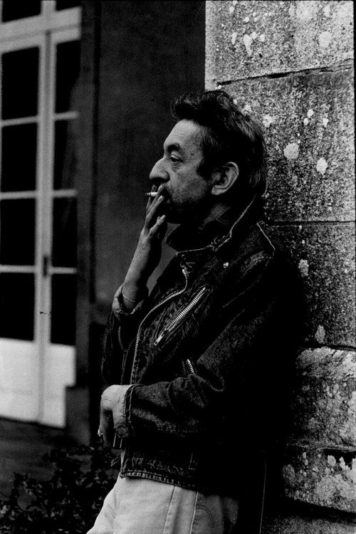 The dapper Mr. Gainsbourg   downeastandout:  Serge