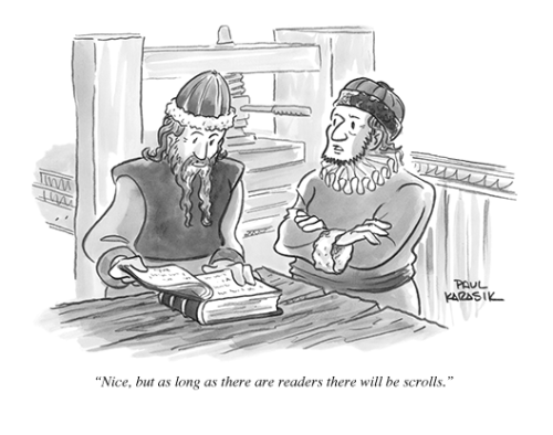 newyorker: Cartoon of the day. For more: http://nyr.kr/JWOmj9