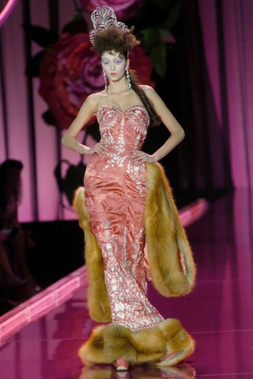 Dior Haute Couture Fall/Winter 2004
