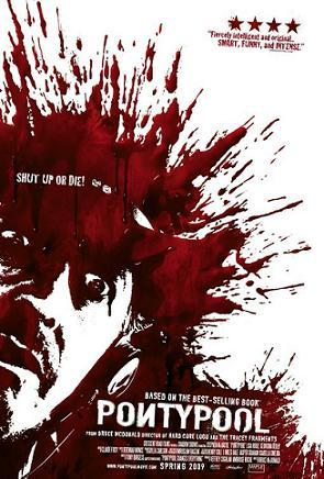 May 3 - Pontypool Zombie Awareness Month continues with a movie that combines my two loves, zombies and radio.