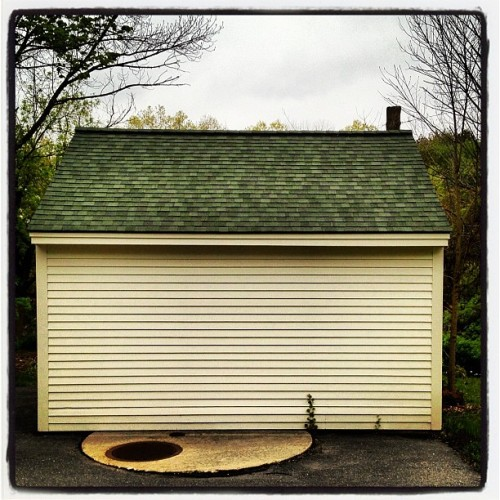 Shed.  (Taken with instagram)