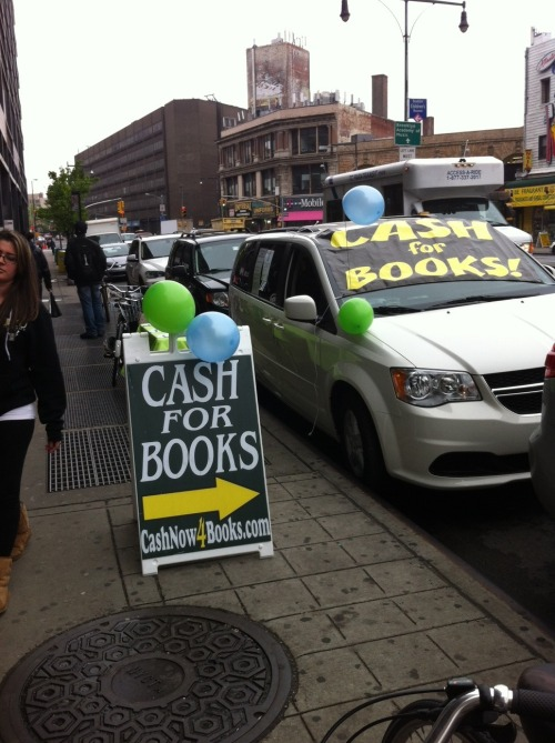 Finally, a rational business plan for publishers and booksellers!