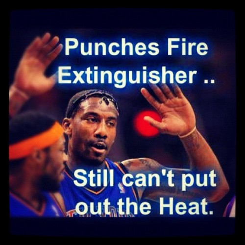 😂😂😂 signed #HeatNation (Taken with instagram)