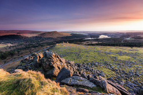 Beautiful Dartmoor (by paulwynn-mackenzie.com)