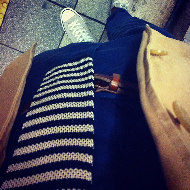 #WIWT? #Club I love blues. (Taken with instagram)