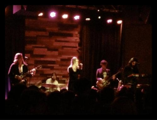 Move over , Lana. The sultry Wild Belle playing in the Constellation Room @ The Observatory in Santa Ana.